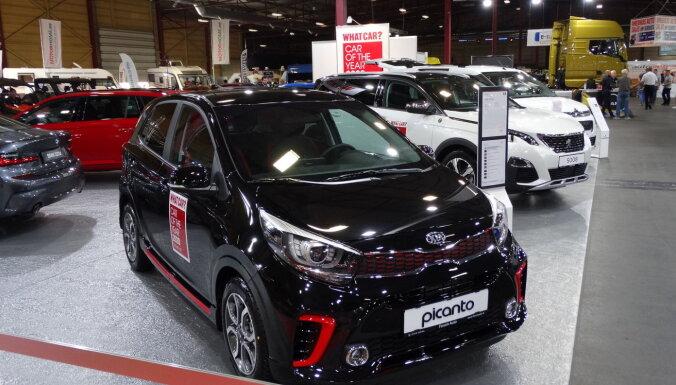 ФОТО, ВИДЕО: На Кипсале проходит выставка Auto 2020