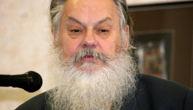 Cкончался глава ЦC Древлеправославной Поморской церкви Латвии о. Алексий Жилко
