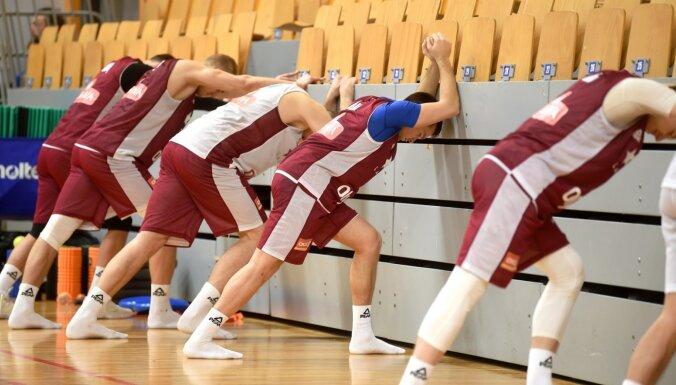Latvijas vīriešu un sieviešu basketbola izlases aizvadīs kopīgus treniņus