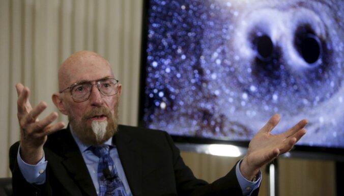 ВИДЕО: Физики обнаружили волны пространства-времени