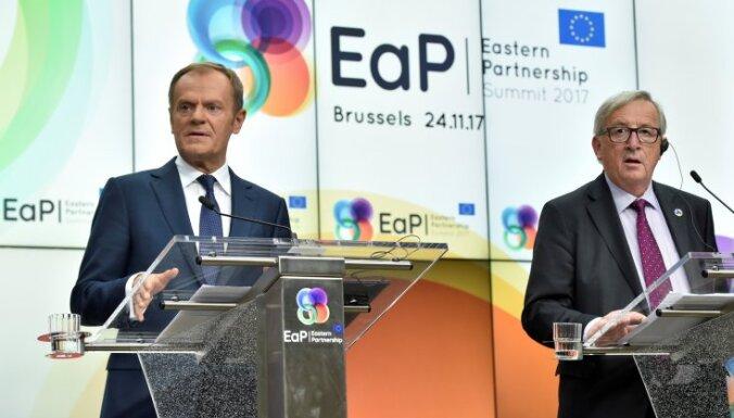 В ЕС предлагают постсоветским странам сближение вместо вступления