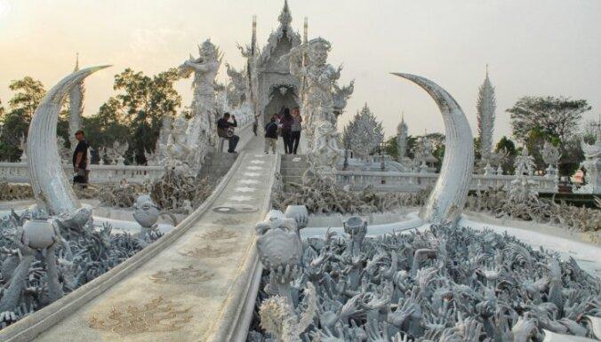 Liktenīgie austrumi – 12 brīnumaini apskates objekti, kas atrodami tikai Āzijā