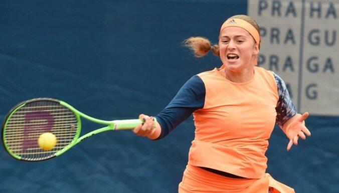Остапенко квалифицировалась на римский турнир Premier