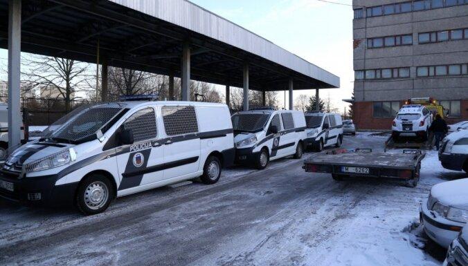 Policija atdos atpakaļ 17 'Citroen' automašīnas; 'A26' 60 tūkstošus nemaksās