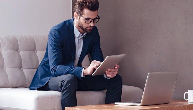 Uzņēmēji aktīvi pāriet uz tirdzniecību e-vidē