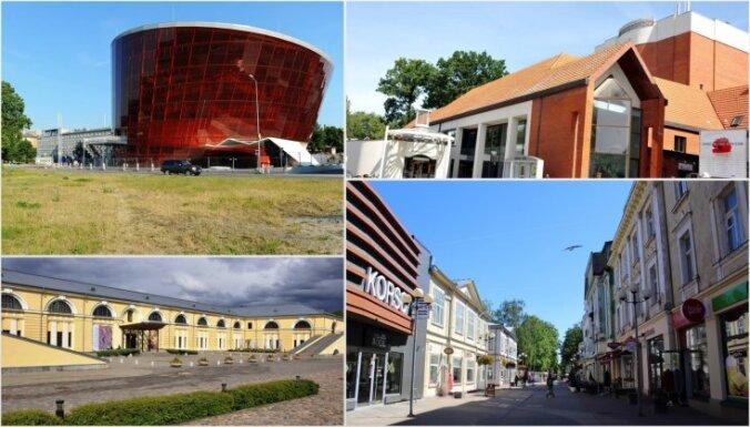 Cīņu par Eiropas kultūras galvaspilsētas titulu turpinās Daugavpils, Jūrmala, Liepāja un Valmiera