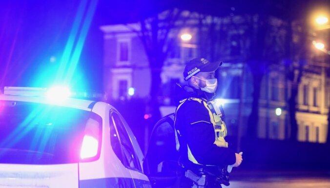 За нарушение комендантского часа нарушительнице выписали штраф 4000 евро