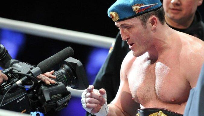 Следующий бой Лебедев проведет с экс-чемпионом мира