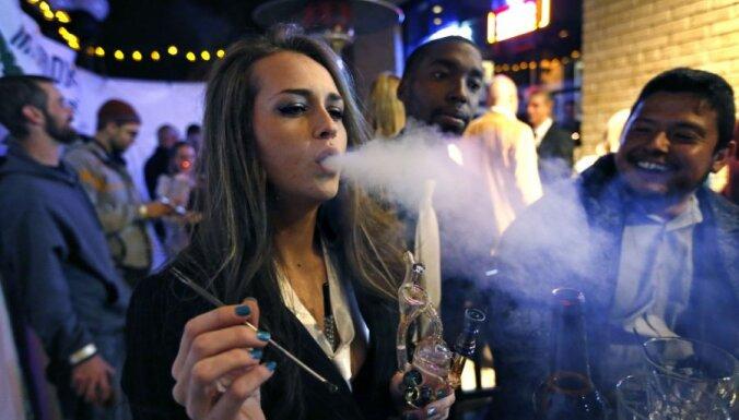 В США открылся первый магазин марихуаны