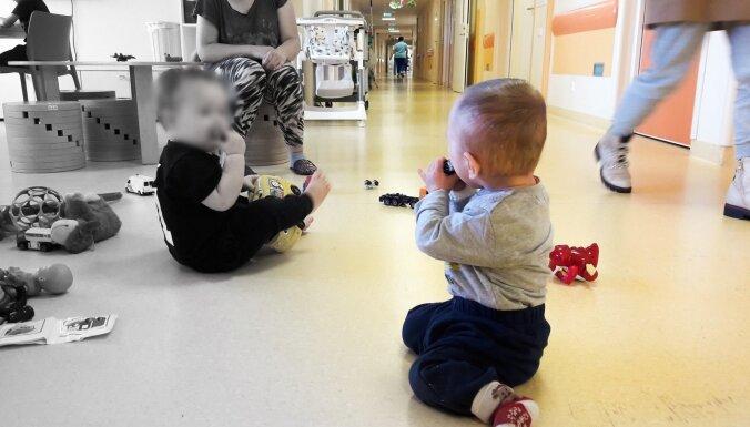 BKUS vairs nav jāvelk bahilas, šokēta māmiņa; slimnīcu viedokļi atšķiras