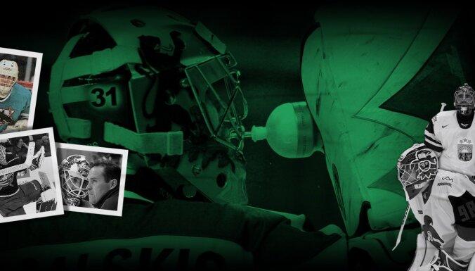 'MVP': Štelmahers par izlasi, hokeja vārtsargu fenomens un intervija ar Luku Banki