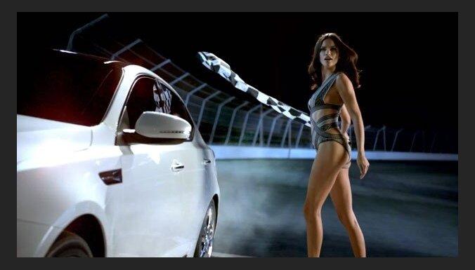 Interesantākās auto reklāmas 'Super Bowl' finālspēles tiešraidei