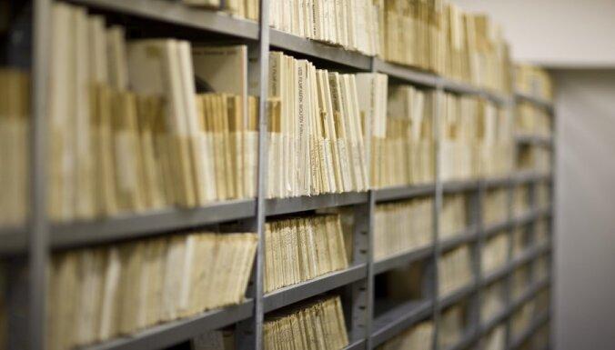 LTV un LR arhīvu digitalizācija: desmitā daļa divu gadu laikā ar pieeju vien bibliotēkās
