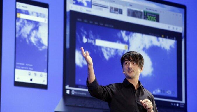 'Windows 10' būs pieejams jūlija beigās, atklāj AMD