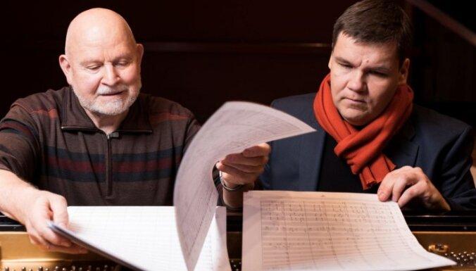 LNSO sezonu atklās ar Pētera Vaska obojas koncerta pasaules pirmatskaņojumu