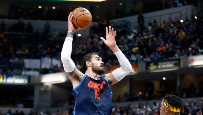 ВИДЕО: Игрок НБА выполнил школьное упражнение с мячом лишь с восьмой попытки