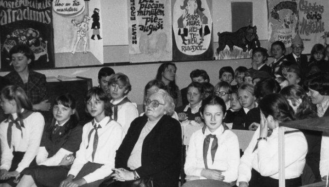 Pirms 90 gadiem piedzima populārā bērnu rakstniece Zenta Ērgle
