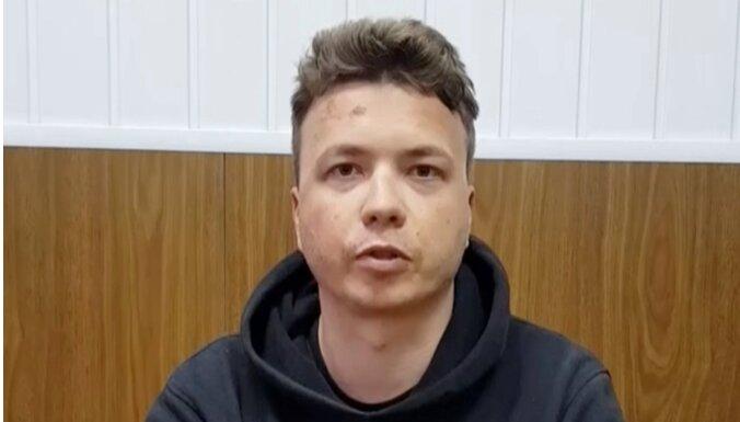 Правозащитники: Романа Протасевича перевели в СИЗО КГБ Беларуси