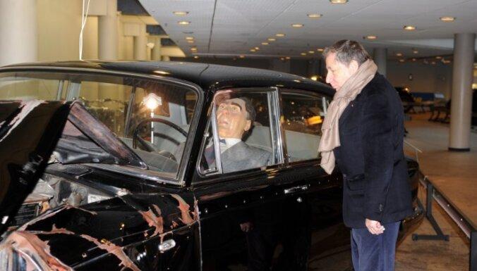 Fotoreportāža: FIA prezidenta Žana Toda vizīte Latvijā