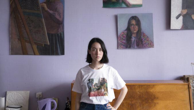 О чем мечтают молодые художники и что творят в школе рисования, на кладбище в Нью-Йорке и на кухне в Риге
