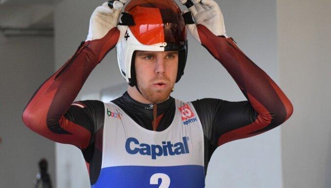 Kristers Aparjods iekļūst desmitniekā Pasaules kausa posmā Lillehammerē
