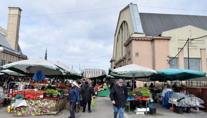 Ārējo neatkarīgo izvērtējumu Rīgas Centrāltirgū veiks par 37 900 eiro