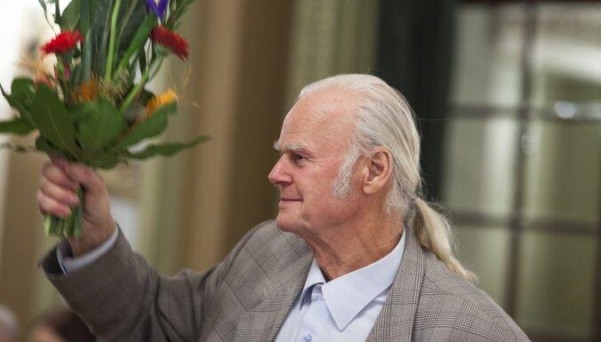 Умер великий латвийский копьеметатель, олимпийский чемпион Янис Лусис