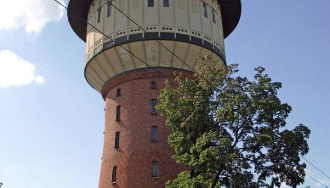 В Риге уже шесть лет пустуют четыре водонапорные башни: приведение в порядок обойдется в 5 млн евро