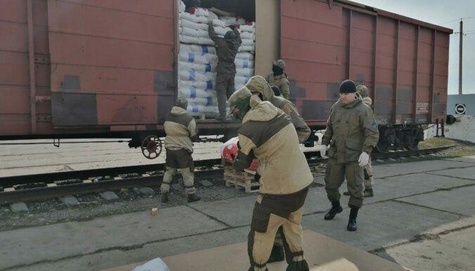 ВИДЕО. В России задержали крупную контрабанду наркотиков из Латвии