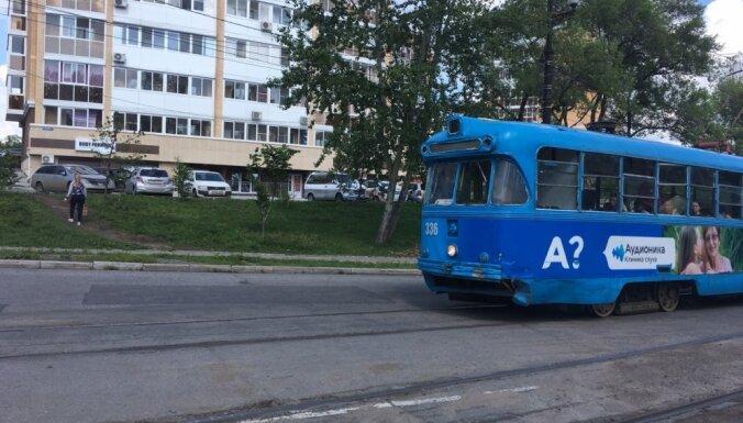 Ar 'Latvijām' uz Vladivostoku: Kā tas ir – braukt ar auto pa Krieviju?