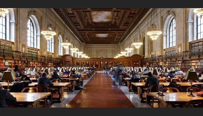 ASV Kongresa bibliotēkā pirmo reizi notiks latviešu literatūras lasījumi