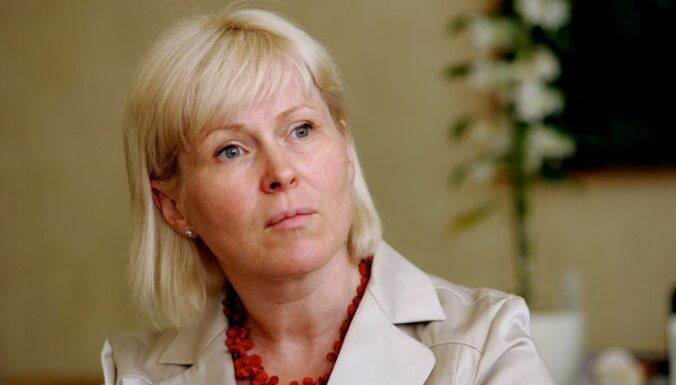 Kultūras ministre: Latvijā jābūvē Modernās mākslas muzejs
