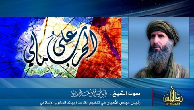'Al Qaeda' mudina uzbrukt Francijas interesēm