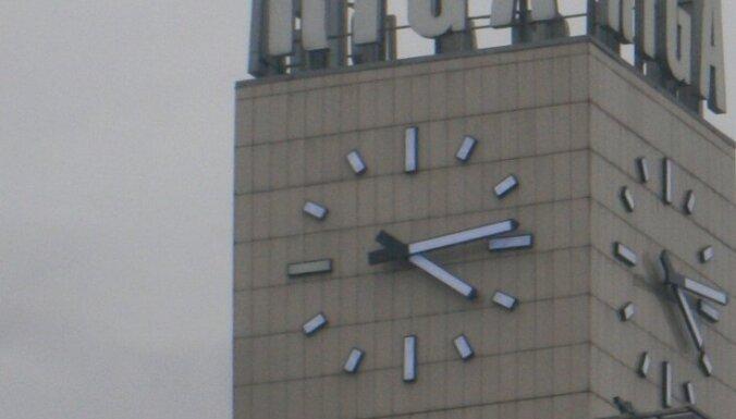 Kurš 'izdzēsis' Stacijas pulksteņa ciparu?