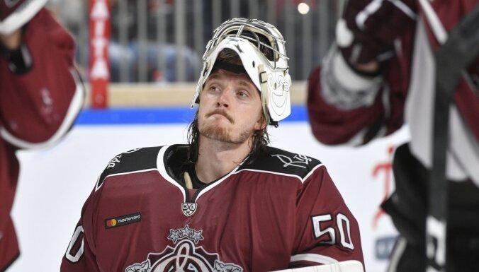 Oficiāli: Rīgas 'Dinamo' pārtrauc sadarbību ar Kristeru Gudļevski