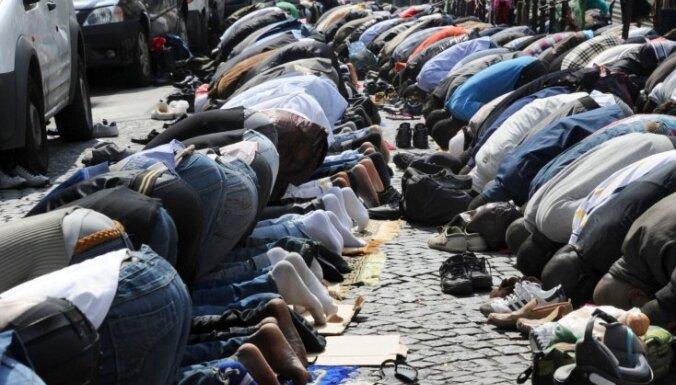 Francija 'islamizējas', atklāj slepena valdības pētījuma publiskošana
