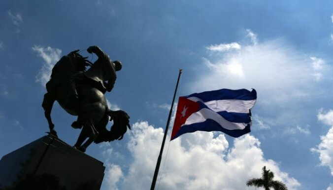 Atrasta viena Kubā avarējušās lidmašīnas 'melnā kaste'
