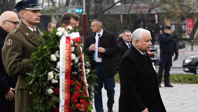 Polija svin neatkarības atjaunošanas simtgadi