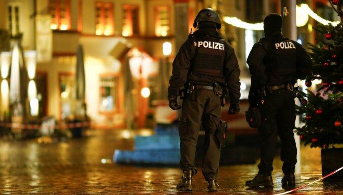 Vācijas incidentā nav politiska motīva pazīmju, ziņo avots