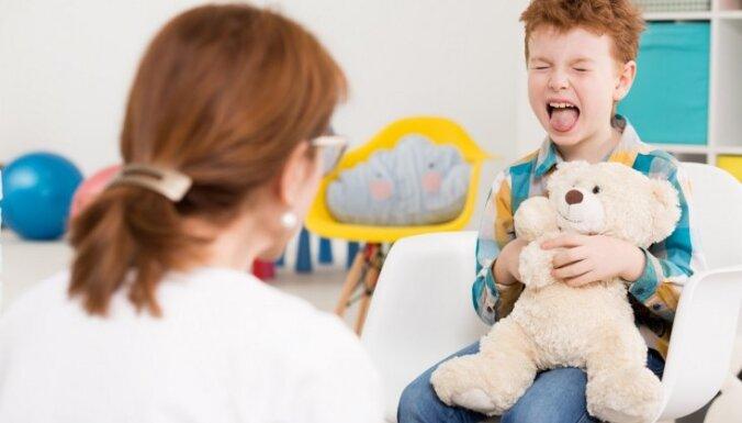No nākamā gada jūlija valsts nodrošinās agrīnu attīstības traucējumu diagnostiku visiem bērniem