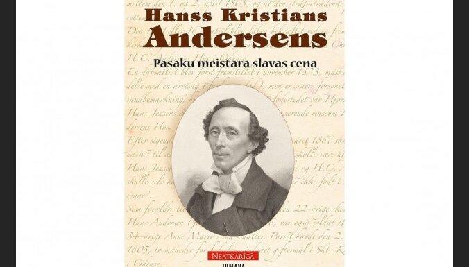 Inna Svečenovska 'Hanss Kristians Andersens. Pasaku meistara slavas cena'