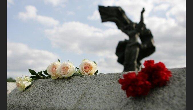 Журналист: латыши забыли Вторую мировую войну