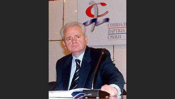 Slobodans Miloševičs