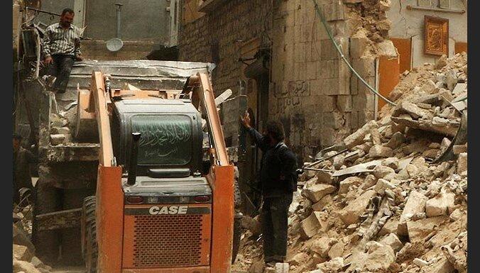 Исламисты разрушили монастырь в Сирии и предложили пленным христианам выбрать - ислам или смерть