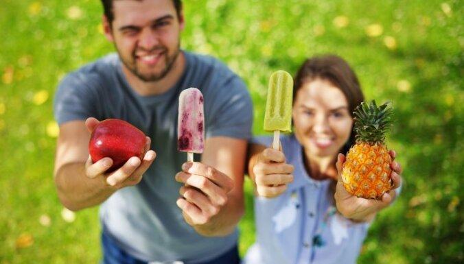 """""""Мне всегда хотелось делать необычное мороженое"""": Давис Дуделис о том, как привычное лакомство обрело новую жизнь"""