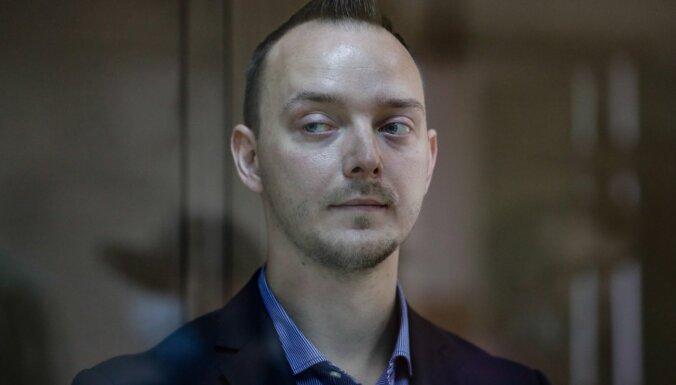Сафронов после изоляции попал в камеру к подозреваемому в терроризме