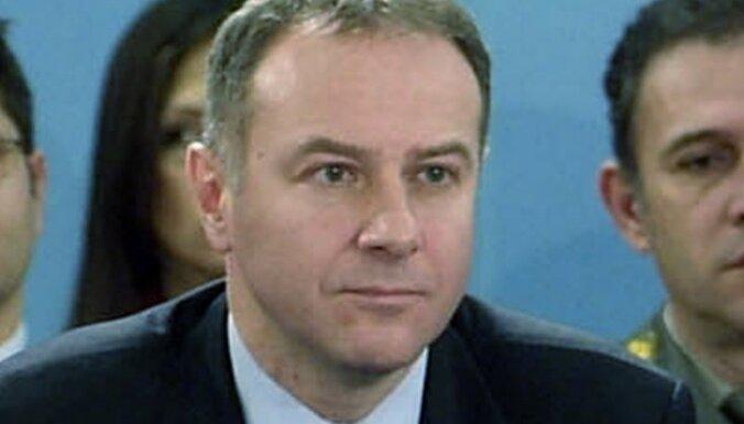Briselē pašnāvību izdarījis Serbijas pārstāvis NATO
