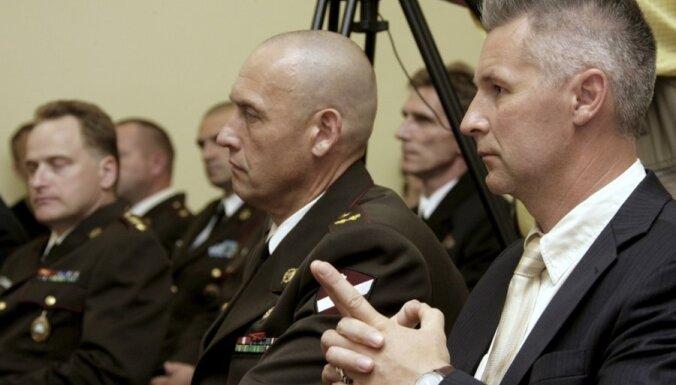 Пабрикс опасается, что Латвия мало выделит на военные нужды