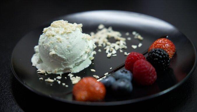 Ideālais kokosriekstu piena saldējums