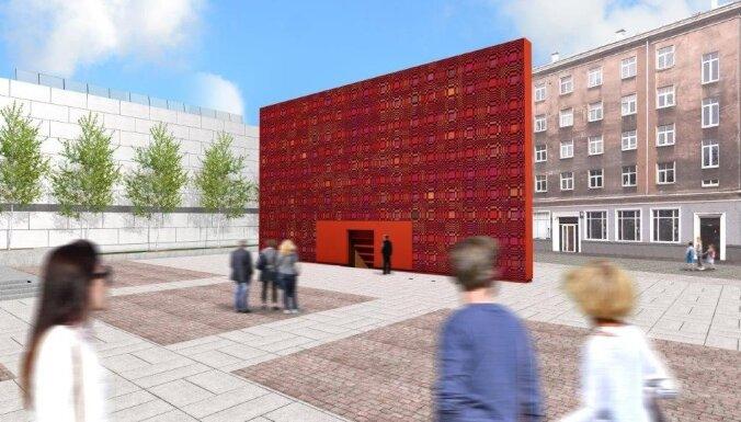 VNĪ sāk Padomju okupācijas piemiņas memoriāla būvniecību